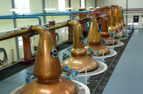 distillery scotland whisky