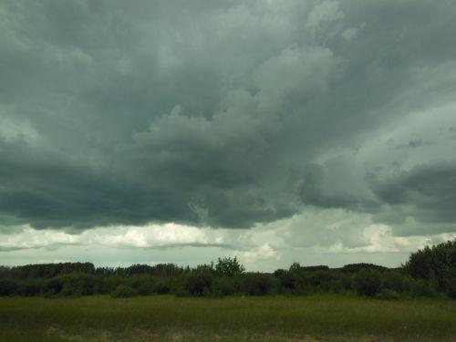 Distinctive Prairie Sky