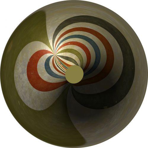Distorted Swirl