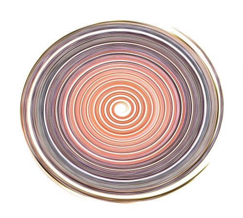 district circular plate strudel