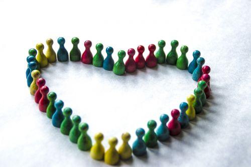 diversity love colours