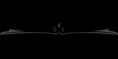 divider horizontal line
