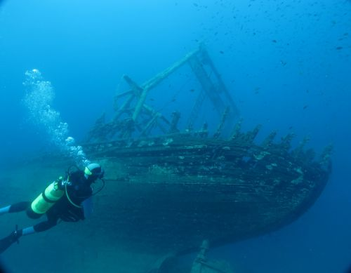 diving croatia mediterranean