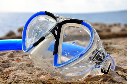 diving  diving mask  water