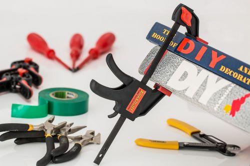 diy do-it-yourself repairs