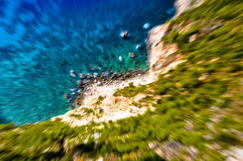 vertigo falling coast