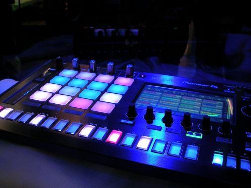 dj music disco