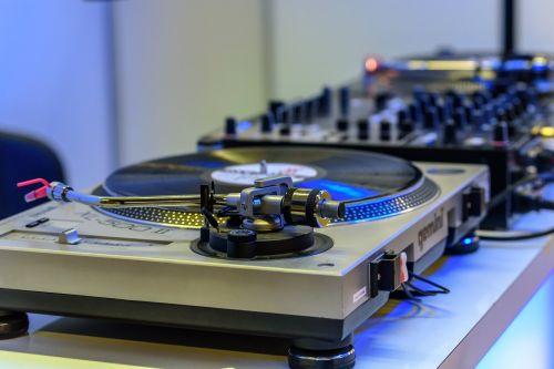 dj mixer club