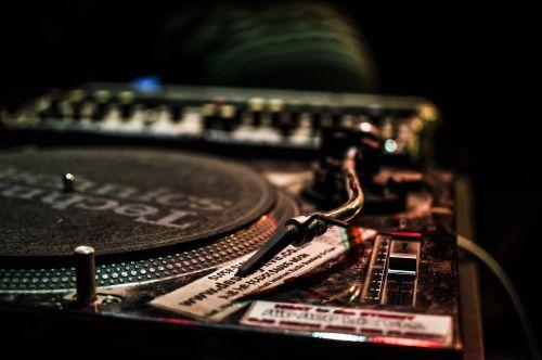 dj vinyl music