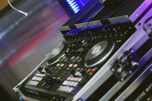 dj disc jockey nightlife