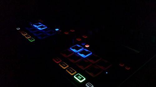 dj controller darkness