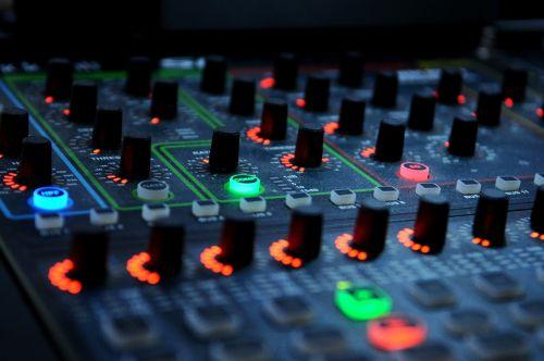dj mixer music
