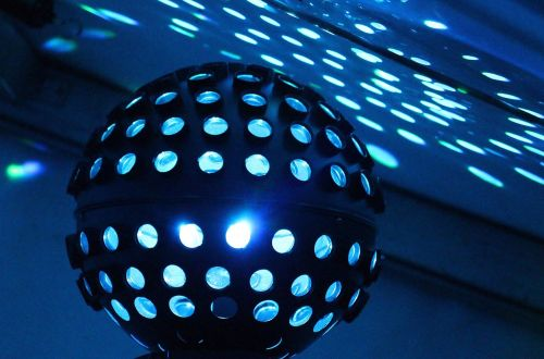 dj disco lighting