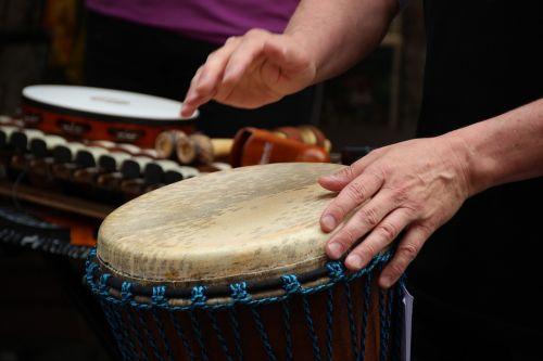 djembe drums music