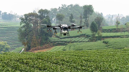 dji  uav  plant protection drone