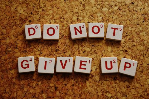 do not give up motivation live