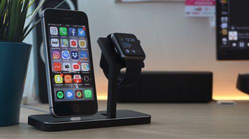 dock apple watch dock iphone dock