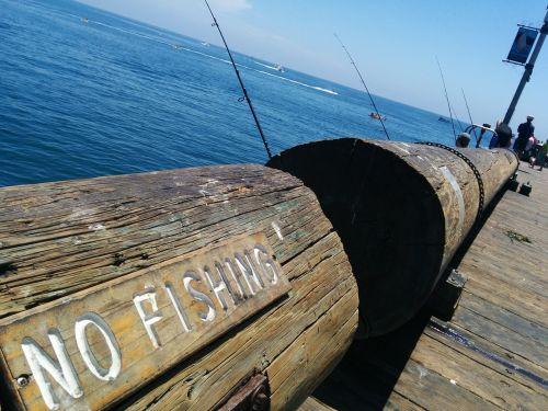 dock fishing pier