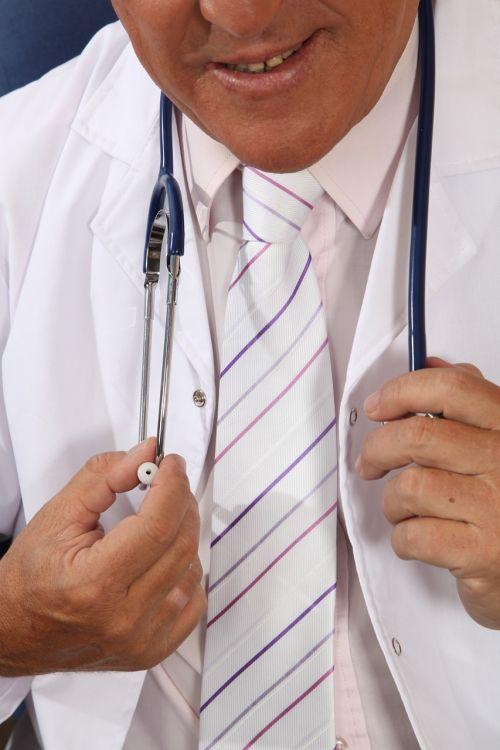 doctor estestoscopio smock