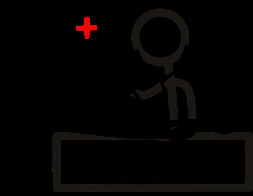 doctor patient examination