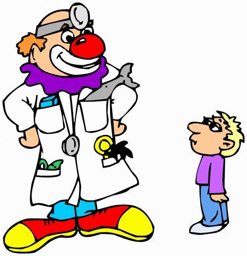 Doctor - Clown