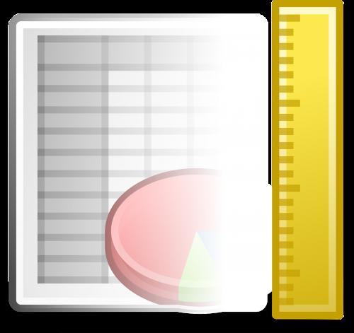 document file type spreadsheet