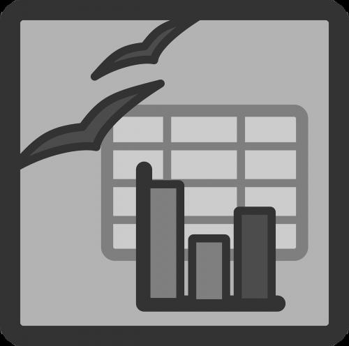 document spreadsheet icon