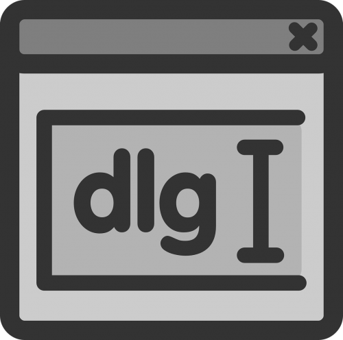 document cursor theme