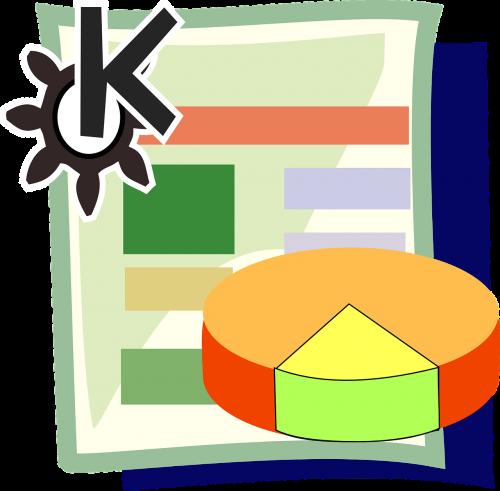 document spreadsheet graph