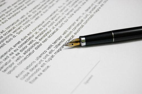 document agreement documents