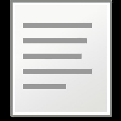 document align left left direction