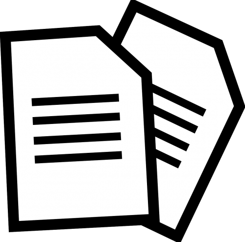documents paper files