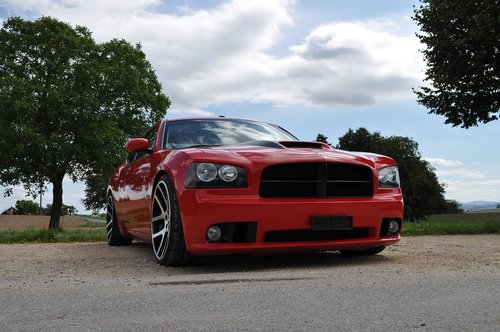 dodge  charger  auto