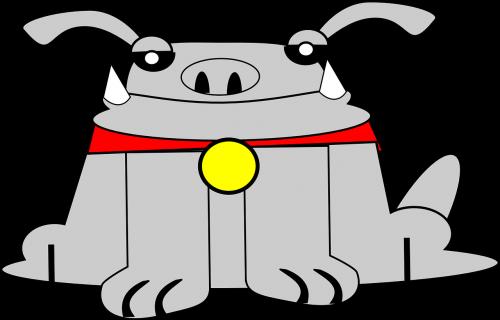 dog hound animal