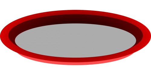 dog bowl tray bowl