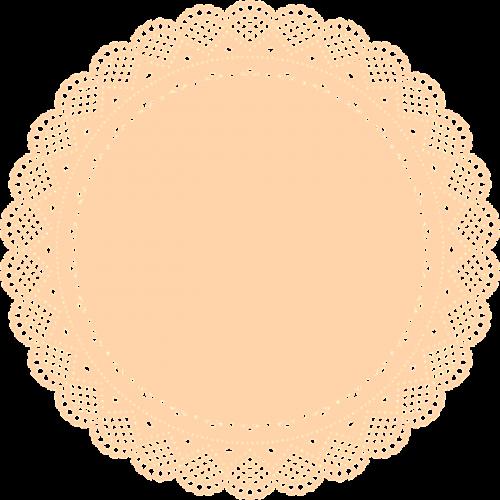 doily mat design