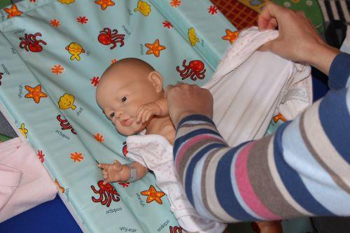 doll child childbirth