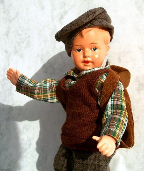 doll charming boy