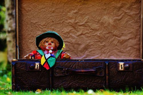doll clown farewell