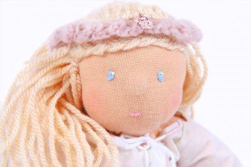 doll waldorf rag doll