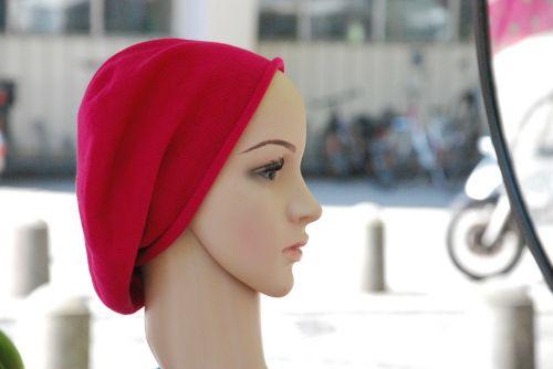 doll woman flea market