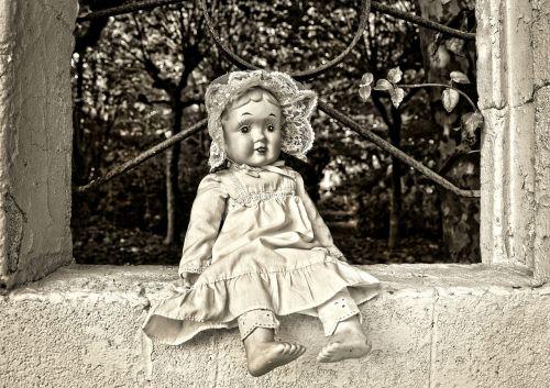doll porcelain doll vintage doll