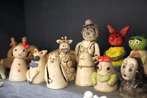 doll porcelain dirt