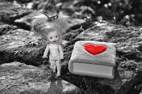 doll girl doll miniature doll