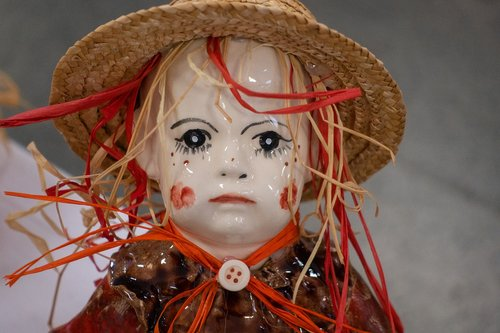 doll  porcelain  figure