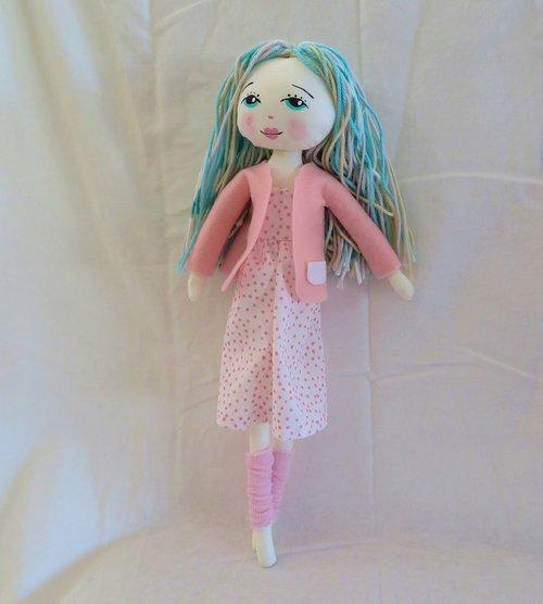 doll  handmade  toy