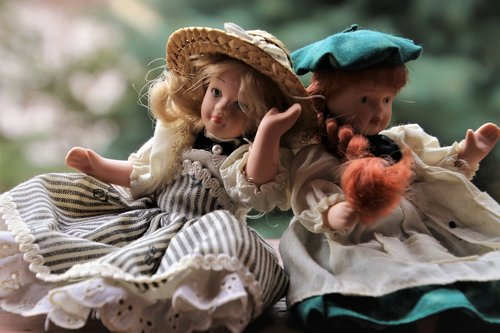doll  toy  hat