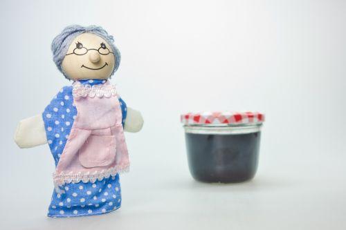 doll grandma children toys