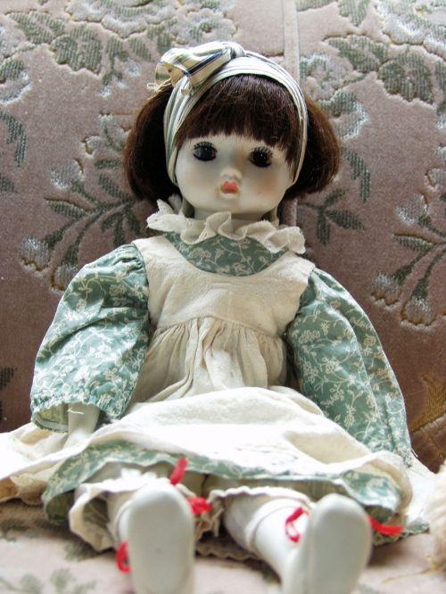 doll girl porcelain