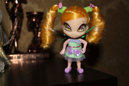 pixie small baby doll